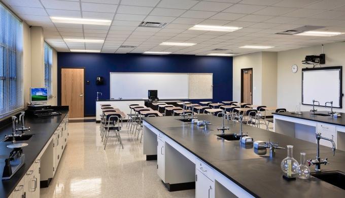 Diamond-Bar-High-School-Biology-Class