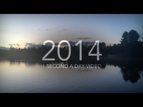 1 second a day video